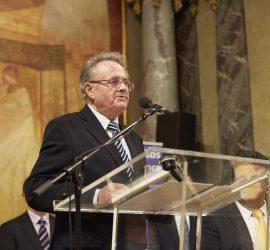 Pierre Michel GACHET, président de l'ACBE