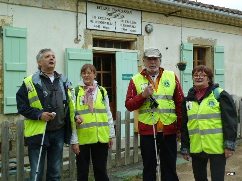 Marche entre Toulouse et Carcassonne