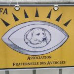 Logo de l'Association Fraternelle des Aveugles